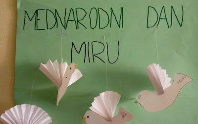 Mednarodni dan miru
