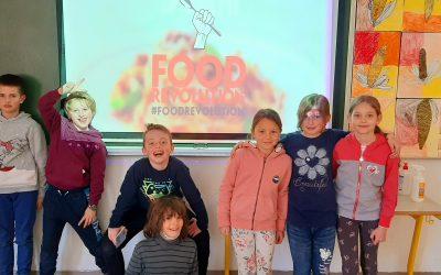 Projekt Food revolution